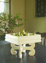 handcrafted centerpieces