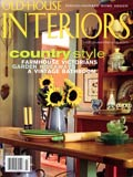 Old House Interiors article - click for larger image